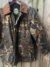 Load image into Gallery viewer, Lewis Creek Ducks Unlimited Advantage Waxed Canvas Jacket (M/L)