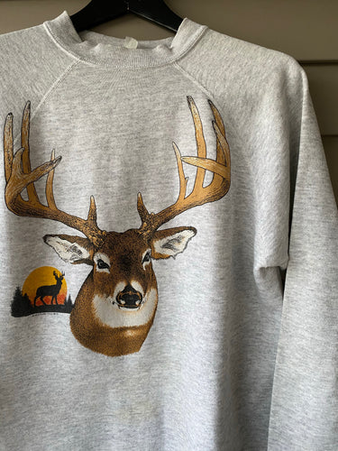 Whitetail Sunset Sweatshirt (M/L)