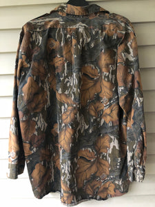 Mossy Oak Fall Foliage Shirt (XL)