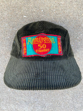 Load image into Gallery viewer, Duxbak Corduroy Remington 50 Trap Patch Hat