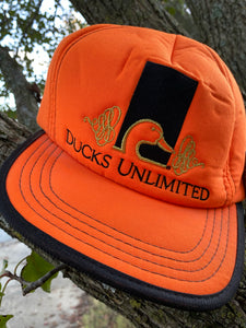Ducks Unlimited Big Donor Hat