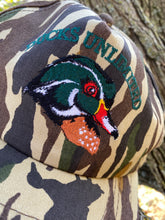 Load image into Gallery viewer, Ducks Unlimited Wood Duck Snapback