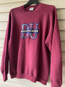 90's Ducks Unlimited Sweatshirt (L)