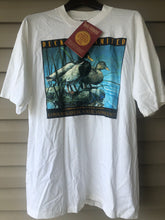 Load image into Gallery viewer, 1986 DU Mallard Print Shirt (XL)