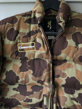 Load image into Gallery viewer, Browning Goose Down Jacket (M)