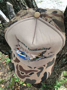 Ducks Unlimited Pintail Snapback