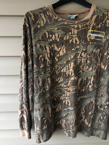 Camoretro Mossy Oak Tree Stand Shirt (M/L)