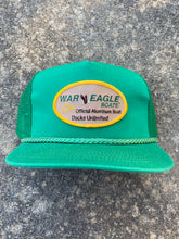 Load image into Gallery viewer, War Eagle Boats Ducks Unlimited Snapback
