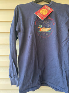 1986 Ducks Unlimited Wood Duck Shirt (M)