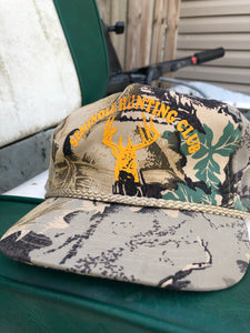 Seminole Hunting Club Snapback