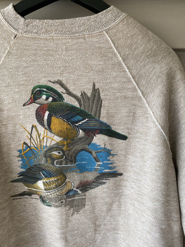 Guide Line Wood Duck Sweatshirt (M/L)