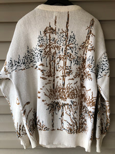 Ducks Unlimited Flooded Timber Sweater (M/L)