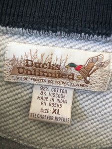 Ducks Unlimited Whitetail Sweater (XL)
