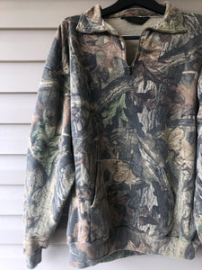 Liberty Fleece-Lined Quarter Zip (XL)