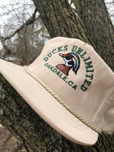 Oakdale California Ducks Unlimited Hat