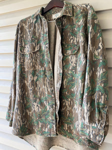 Mossy Oak Chamois Shirt (XL)