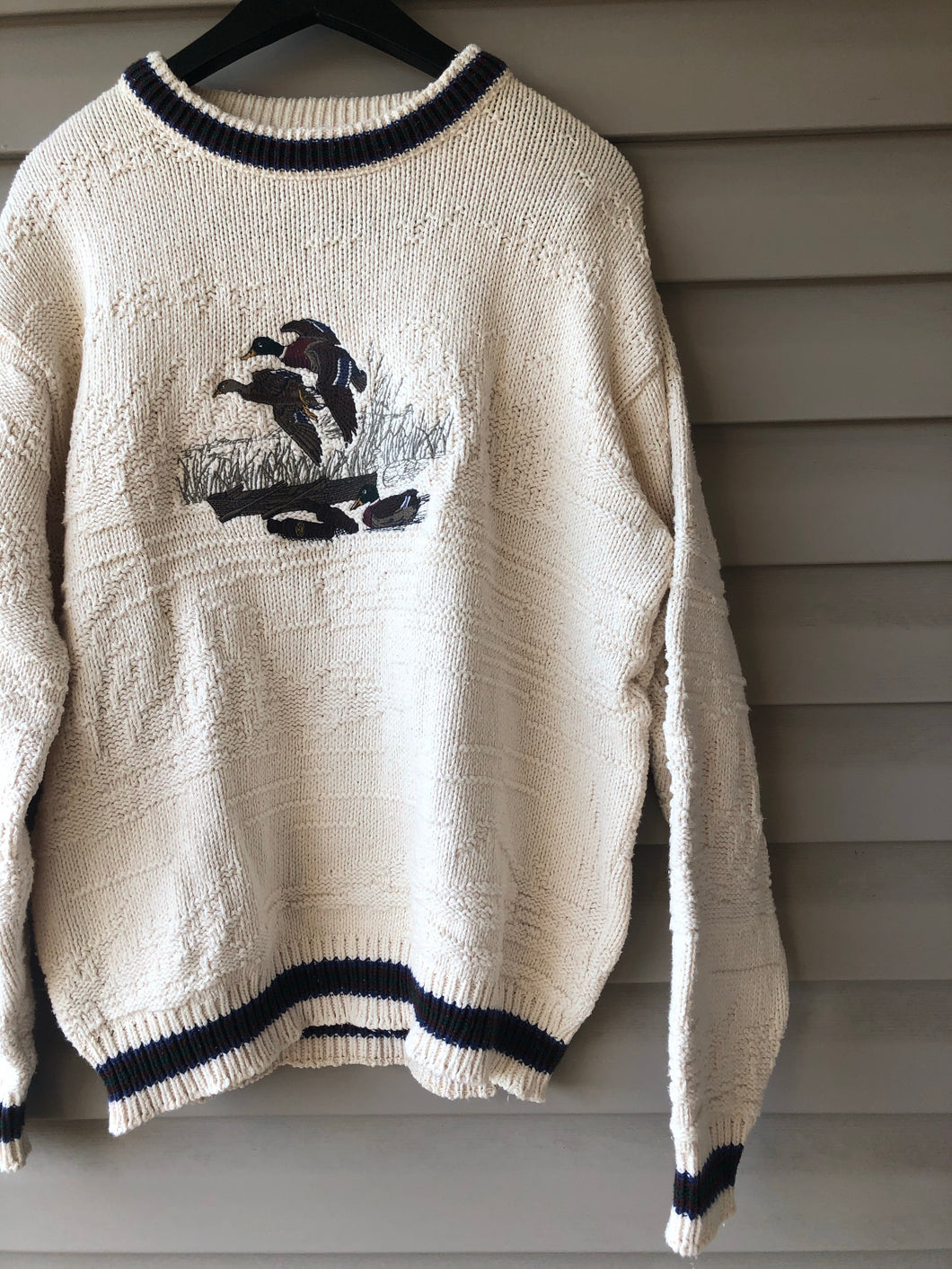 Duck Sweater Set (M/L, L/XL)