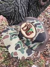 Load image into Gallery viewer, Ducks Unlimited Old School Snapback