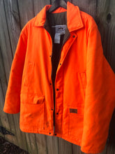 Load image into Gallery viewer, Duxbak Blaze Orange Field Parka (XL)