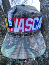 Load image into Gallery viewer, 90's NASCAR Realtree Snapback