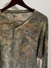 Load image into Gallery viewer, Ranger Realtree Henley Shirt (XL/XXL)