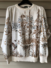 Load image into Gallery viewer, Ducks Unlimited Flooded Timber Sweater (M/L)