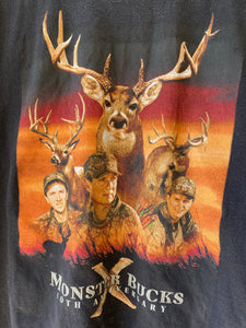 Monster Bucks 10th Anniversary Shirt (XL)