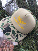 Load image into Gallery viewer, Miller Genuine Draft Snapback