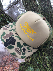 Miller Genuine Draft Snapback