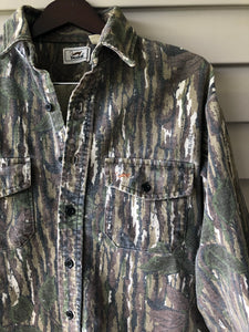 Duxbak Realtree Advantage Chamois Shirt (L)