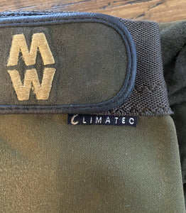 Men's MW Climatec and Suede Gloves Sz 9.5 (L)