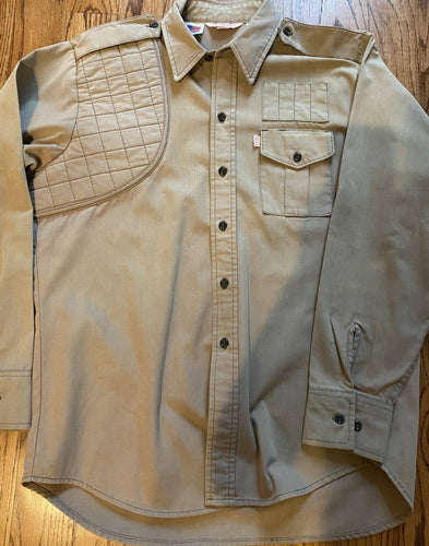 Bob Allen and Past Corp Shooting Shirt Sz L