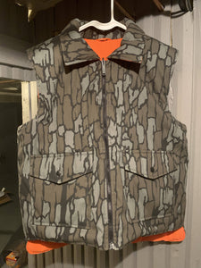 Winchester Trebark Camo Vest - Small/Medium