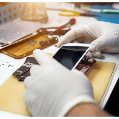 iPhone 7 iPhone 8 LCD screen repair in Swansea, LCD, Screen, apple genuine parts available