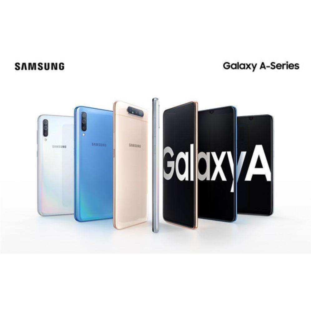 Samsung Galaxy A10, A20, A21, A40, A41, A50, A51, A70, A71, A80, A90 Screen LCD Repair - Time 2 Talk Swansea