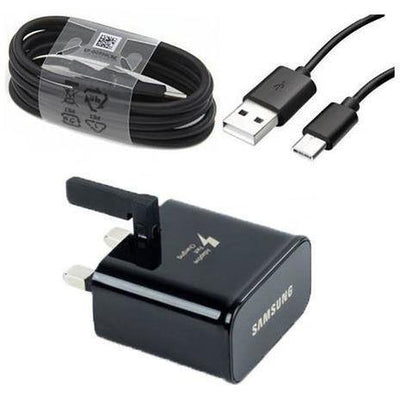 Genuine Samsung Mains Charger/Micro USB lead