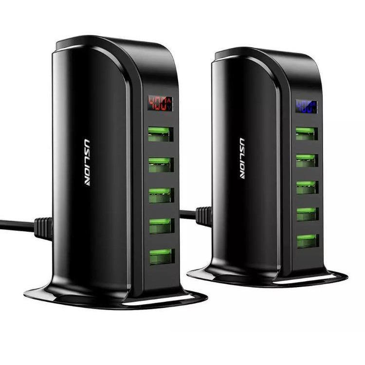 Multi Port USB Fast Charger Tower - Time 2 Talk Swansea