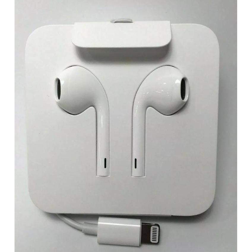 Genuine Apple iPhone 7 & 8,7 plus,X,XS,XR Lightning EarPods Headphones EarPhones - Time 2 Talk Swansea