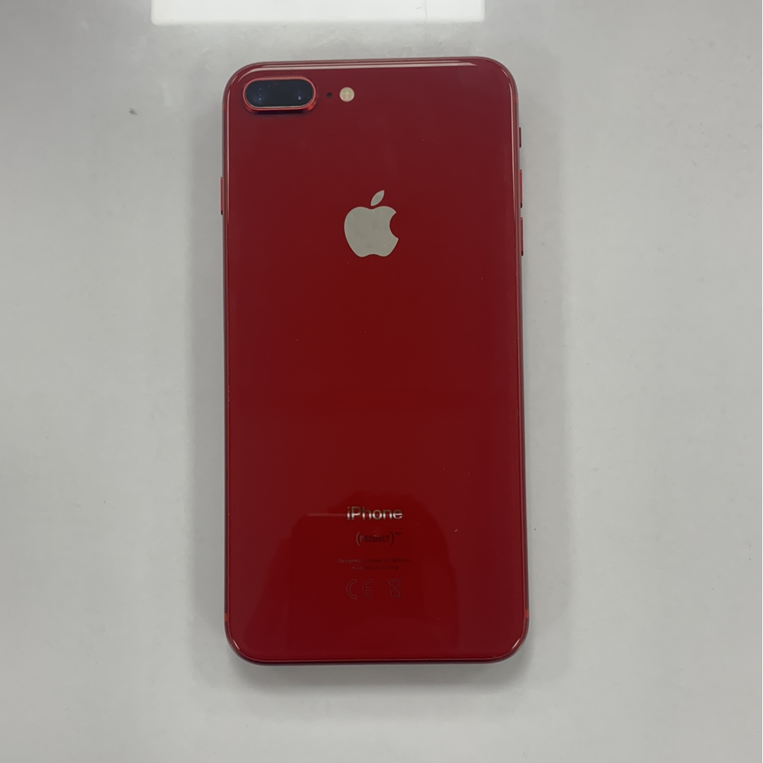 Second Hand iPhone 8 Plus - Product Red 64GB
