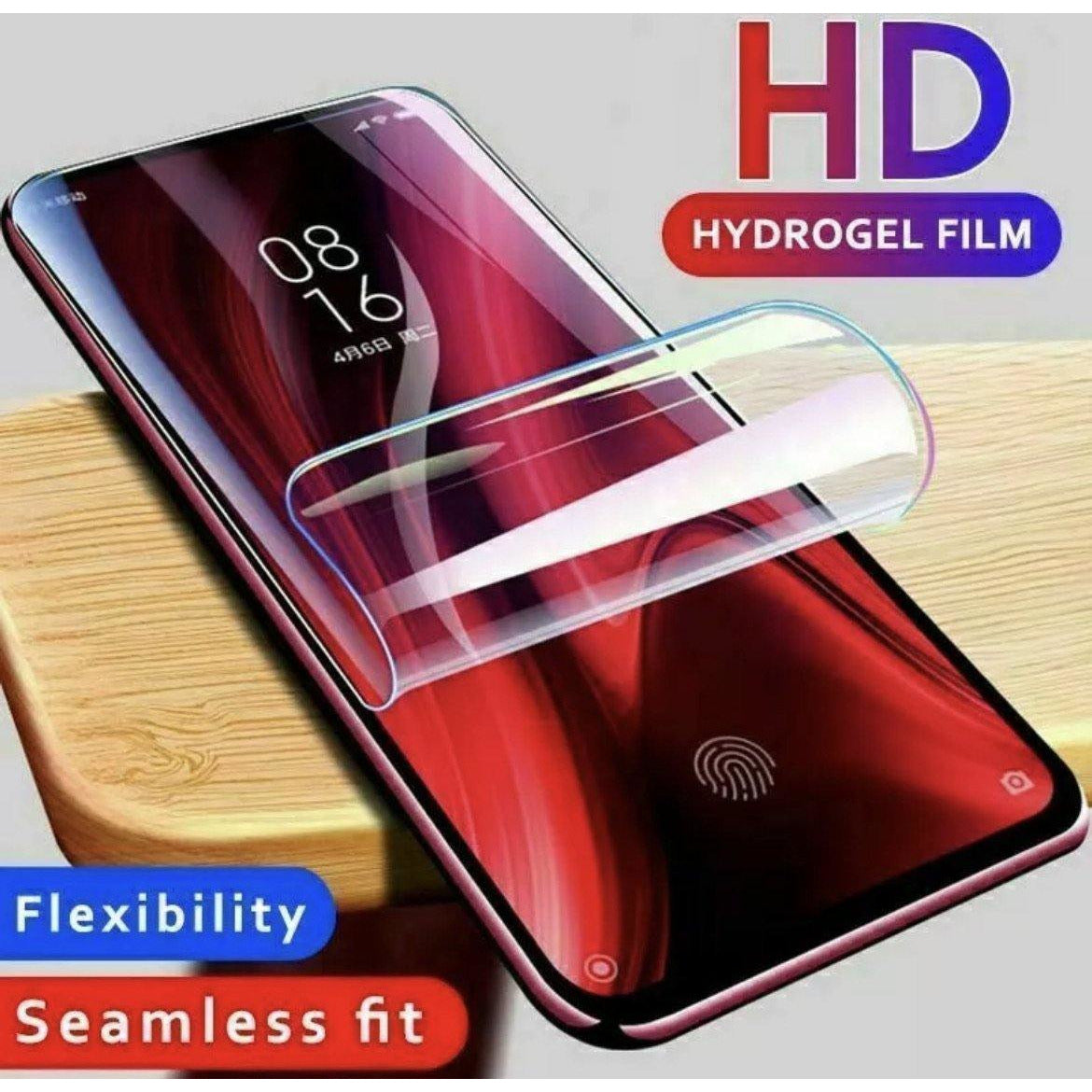 Hydrogel Screen Protectors - Time 2 Talk Swansea