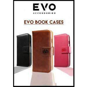 PREMIUM APPLE IPHONE 6, 6S & PLUS PU LEATHER WALLET CASE BY EVO - Time 2 Talk Swansea