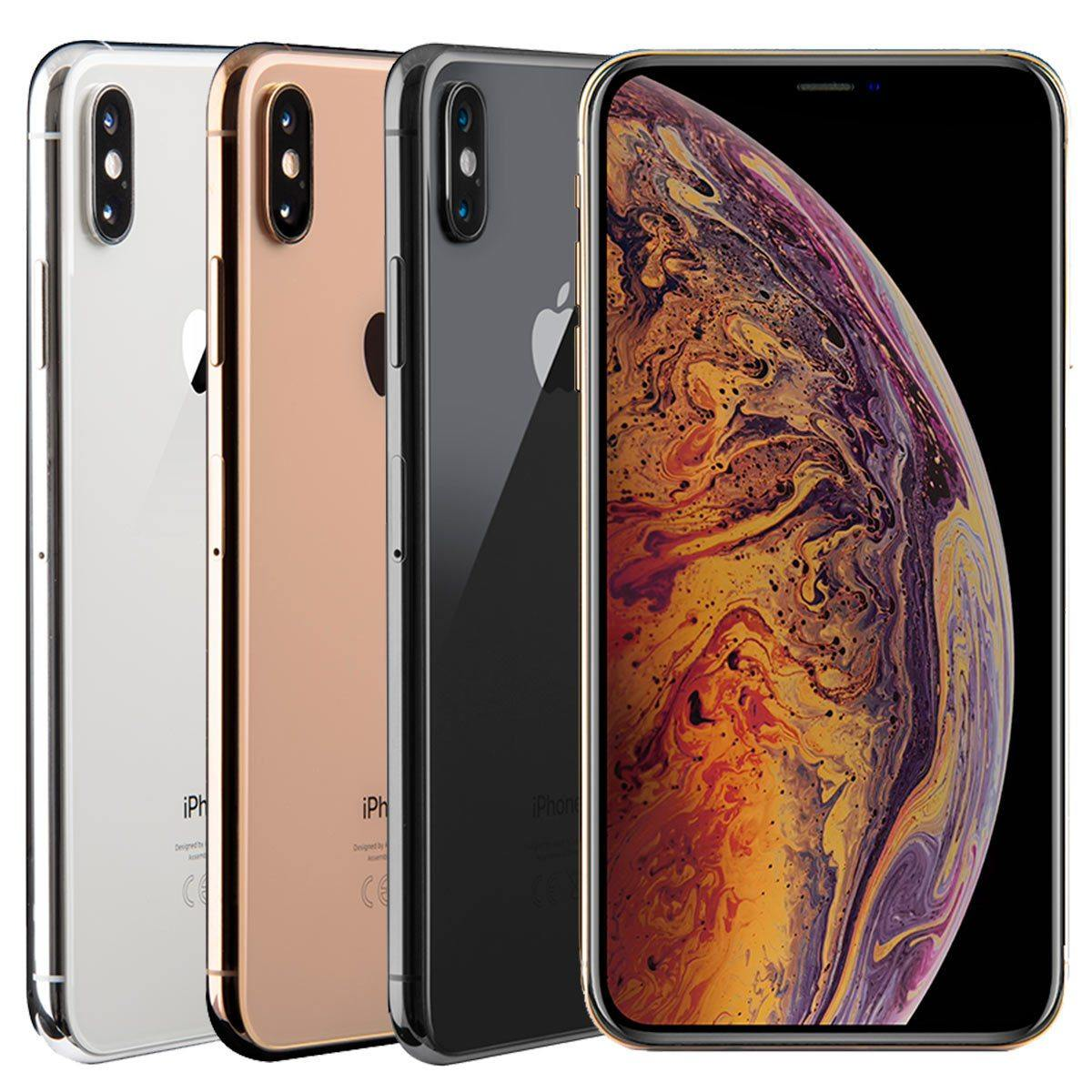 iPhone XS & iPhone XS Max LCD/Screen Repair - Time 2 Talk Swansea