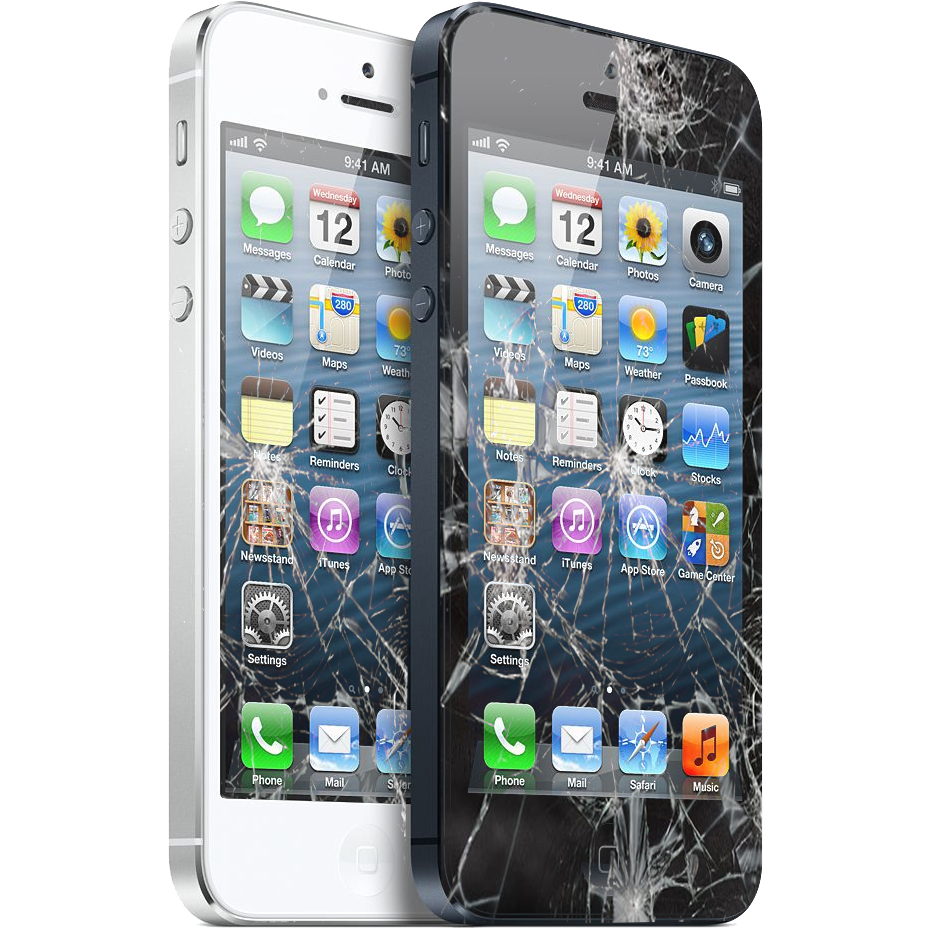 iPhone 5, 5c, 5s,and SE LCD/Screen Repair - Time 2 Talk Swansea