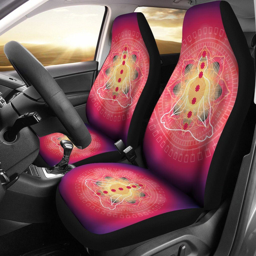 Car Seat Cover - Chakra Car Seat Covers!