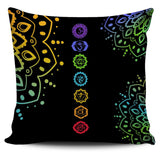 "Pillowcase - ""Enchanting"" 7-Chakra Pillowcase"