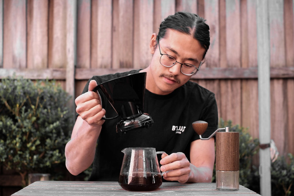 Brew coffee at home with Takumi Sakamoto