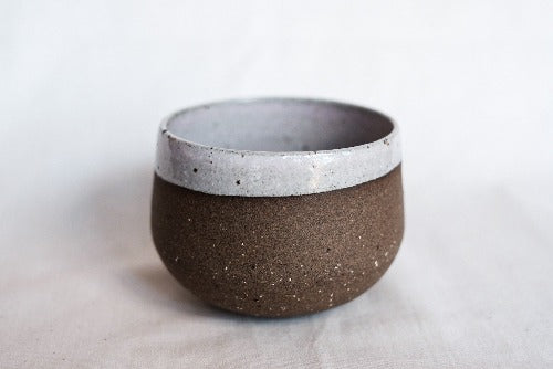 Dark Special Edition Filter Cup by Clayboy Stoneware