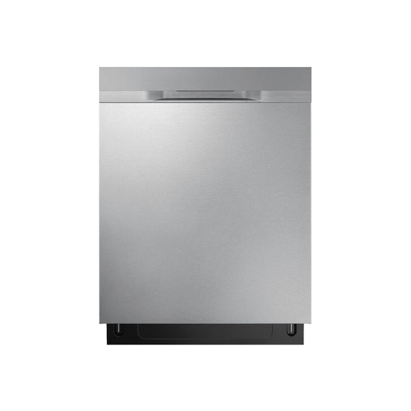 "Samsung - StormWash™ 24"" Top Control Built In Dishwasher - Stainless steel - Appliances Club"
