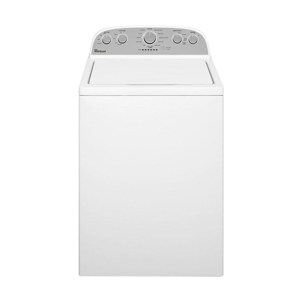 Whirlpool - Cabrio 4.3 Cu. Ft. 12 Cycle Top Loading Washer - White - Appliances Club