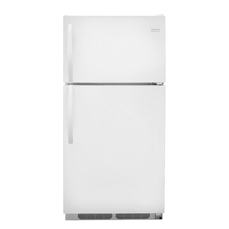 Frigidaire - 16.3 Cu. Ft. Top Freezer Refrigerator - White